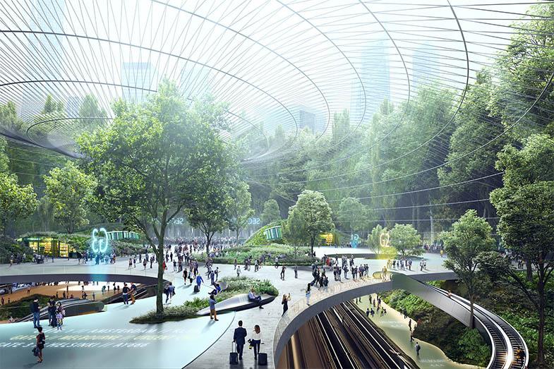 Urban Turbine: welcome to the future